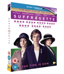 Suffragette, Blu-ray