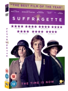 Suffragette, DVD