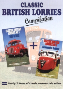 Classic British Lorries: Compilation - Volumes 1 and 2, DVD
