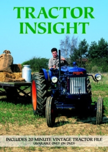 Tractor Insight, DVD