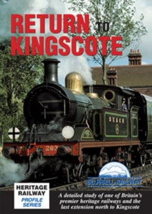 Return to Kingscote, DVD