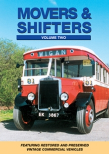Movers and Shifters: Volume 2, DVD