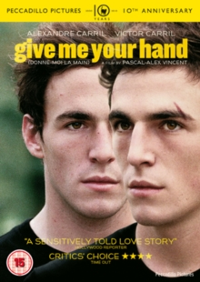 Give Me Your Hand, DVD