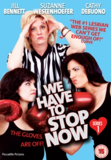 We Have to Stop Now: Series 1, DVD  DVD