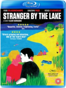 Stranger By the Lake, Blu-ray