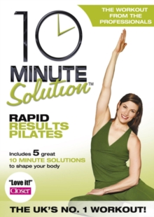 10 Minute Solution: Rapid Results Pilates, DVD