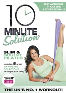 10 Minute Solution: Slim and Sculpt Pilates, DVD