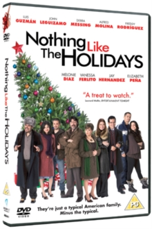 Nothing Like the Holidays, DVD