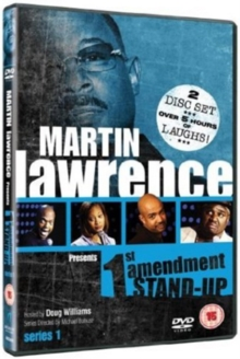 Martin Lawrence Presents 1st Amendment Stand-up: Series 1, DVD  DVD