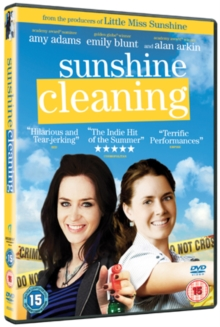Sunshine Cleaning, DVD  DVD