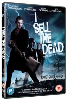 I Sell the Dead, DVD