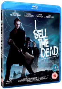 I Sell the Dead, Blu-ray