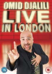 Omid Djalili: Live in London, DVD