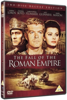 The Fall of the Roman Empire, DVD DVD