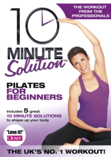 10 Minute Solution: Pilates for Beginners, DVD