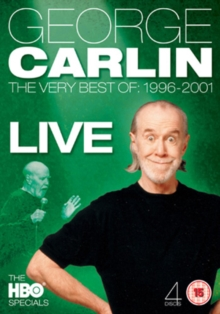 George Carlin: Collection - Volume 3, DVD