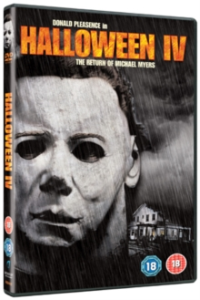 Halloween 4 - The Return of Michael Myers, DVD