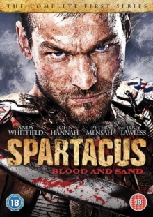 Spartacus - Blood and Sand: Series 1, DVD