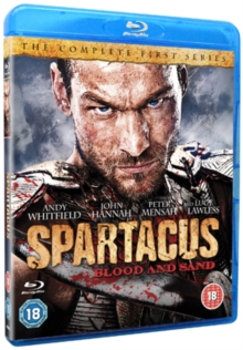 Spartacus - Blood and Sand: Series 1, Blu-ray