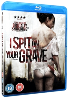 I Spit On Your Grave, Blu-ray