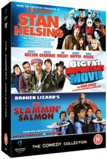 Stan Helsing/Big Fat Important Movie/The Slammin' Salmon, DVD  DVD