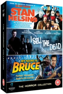 Stan Helsing/I Sell the Dead/My Name Is Bruce, DVD