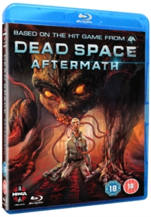 Dead Space: Aftermath, Blu-ray