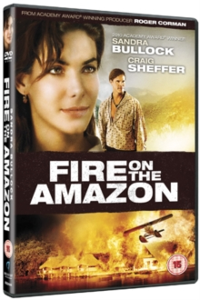Fire On the Amazon, DVD  DVD