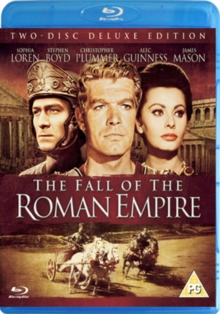 The Fall of the Roman Empire, Blu-ray