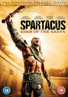 Spartacus - Gods of the Arena, DVD  DVD