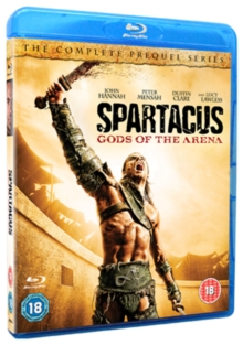 Spartacus - Gods of the Arena, Blu-ray  BluRay