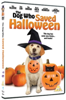 The Dog Who Saved Halloween, DVD