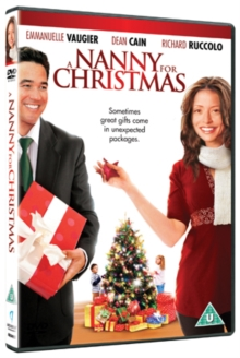 A   Nanny for Christmas, DVD