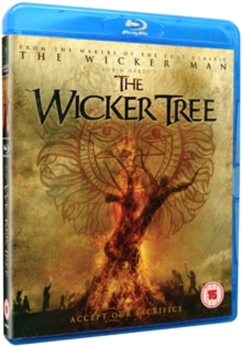 The Wicker Tree, Blu-ray BluRay