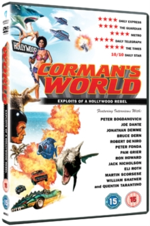 Corman's World - Exploits of a Hollywood Rebel, DVD