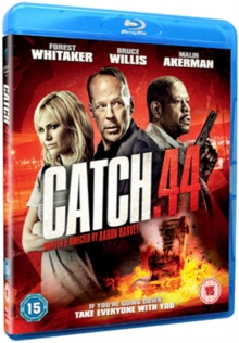 Catch .44, Blu-ray