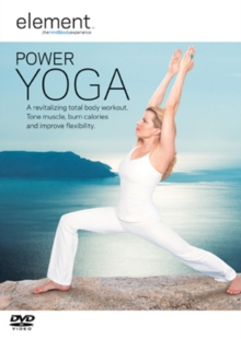 10 Minute Solution: Power Yoga, DVD