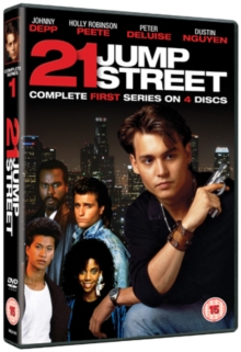 21 Jump Street: The Complete First Season, DVD