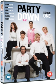 Party Down: Series 1, DVD