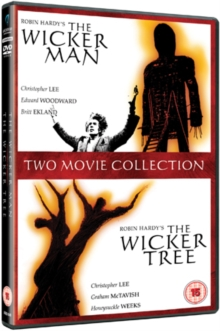 The Wicker Tree/The Wicker Man, DVD DVD