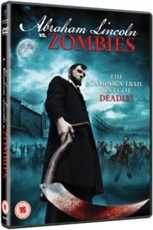 Abraham Lincoln Vs Zombies, DVD