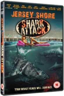 Jersey Shore Shark Attack, DVD