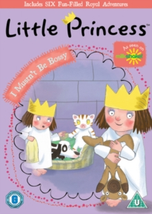 Little Princess: I Musn't Be Bossy, DVD  DVD