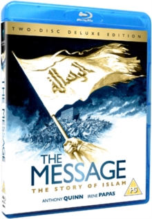 The Message, Blu-ray
