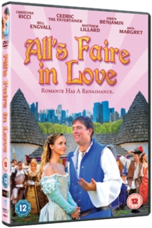All's Faire in Love, DVD