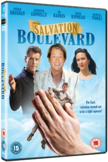 Salvation Boulevard, DVD