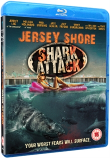 Jersey Shore Shark Attack, Blu-ray  BluRay