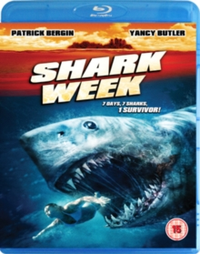 Shark Week, Blu-ray