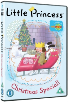 Little Princess: Christmas Special, DVD