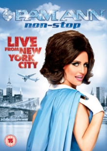 Pam Ann: Non Stop - Live from New York City, DVD